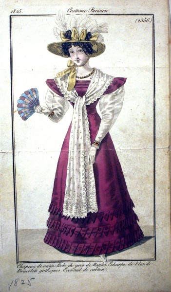 1825 Costume Parisien