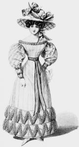 1826 Vienna Moden plate