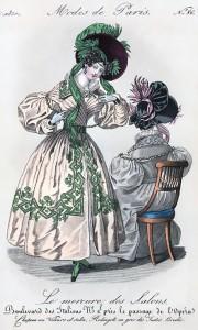 1830 Modes de Paris