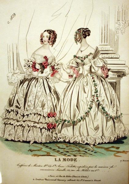 1838 November La Mode