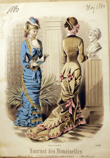 1880 May Journal des Demoiselles