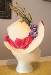 1886 Hat Right Side View