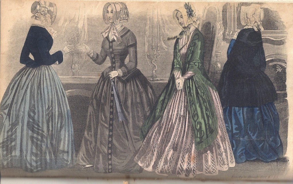 1845 October, Godey's Lady's Book