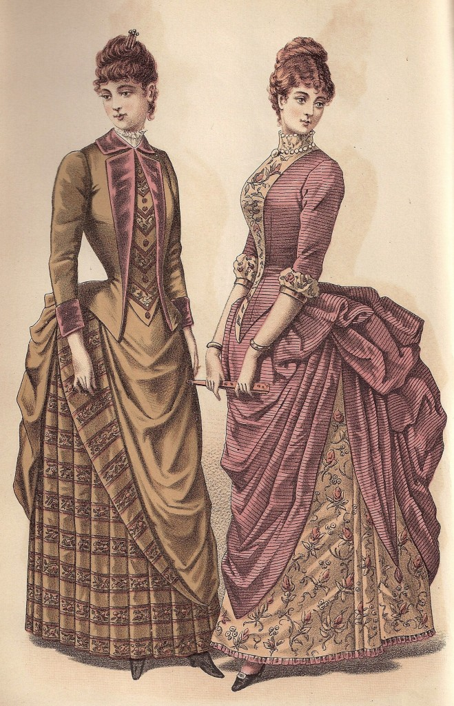 1887 January, Godey's Lady's Book