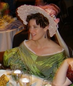 At the Costume College 2009 Gala